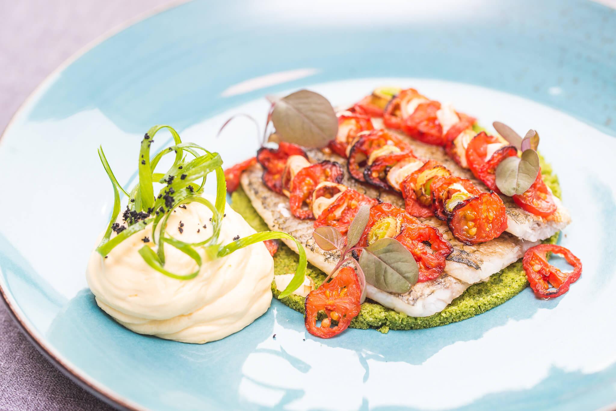 ryby słodkowodne 11 - Szlachetny sandacz w pomorskich restauracjach