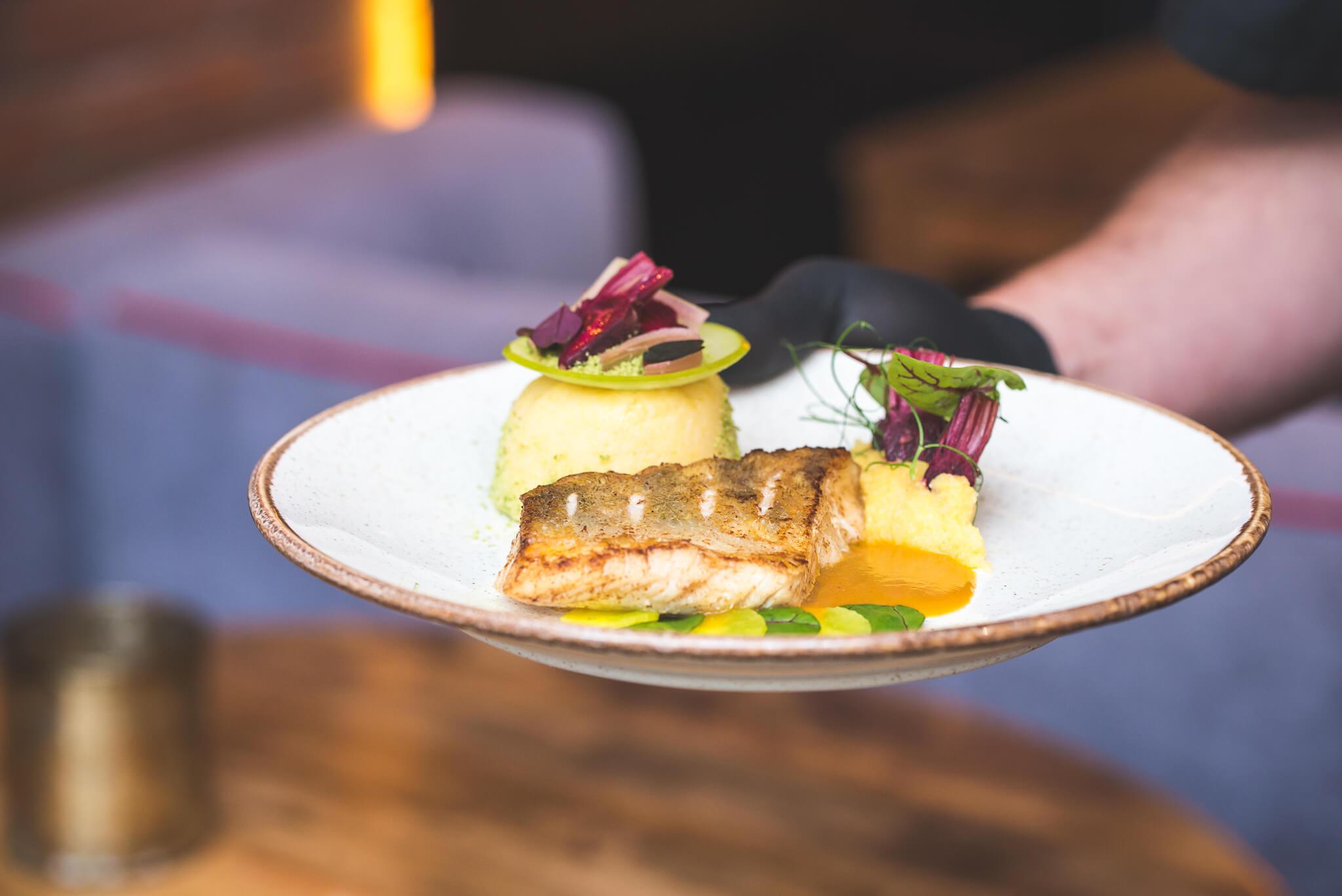 ryby słodkowodne 18 - Szlachetny sandacz w pomorskich restauracjach