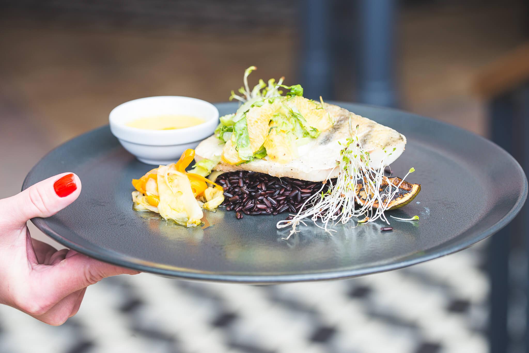 ryby słodkowodne 7 - Szlachetny sandacz w pomorskich restauracjach