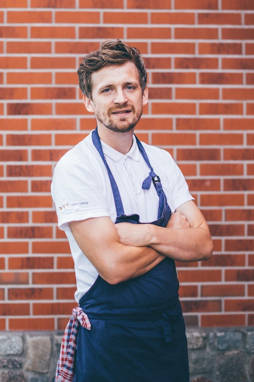Szef kuchni restauracji Leśny Dwór
