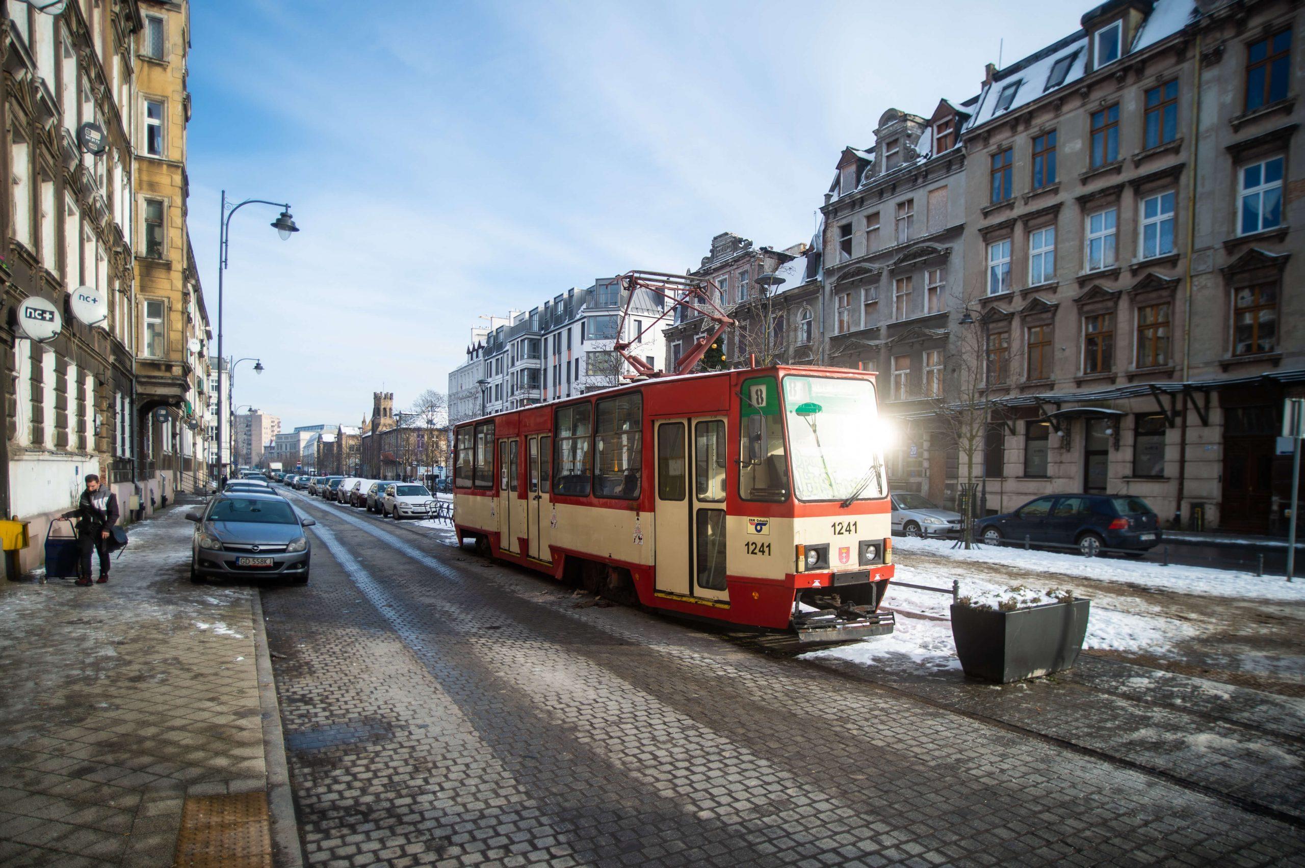Gdansk zima 11 scaled - Gdańsk zimą jest piękny! Zimowy spacer po Dolnym Mieście