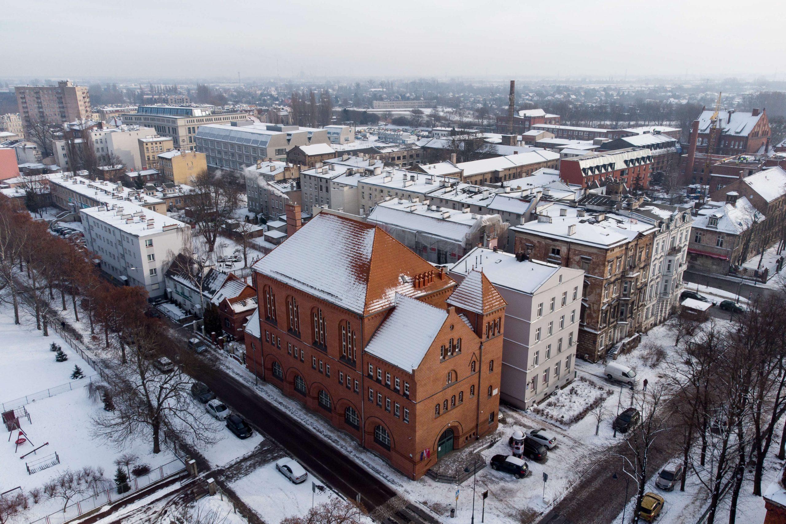 Gdansk zima 3 scaled - Gdańsk zimą jest piękny! Zimowy spacer po Dolnym Mieście