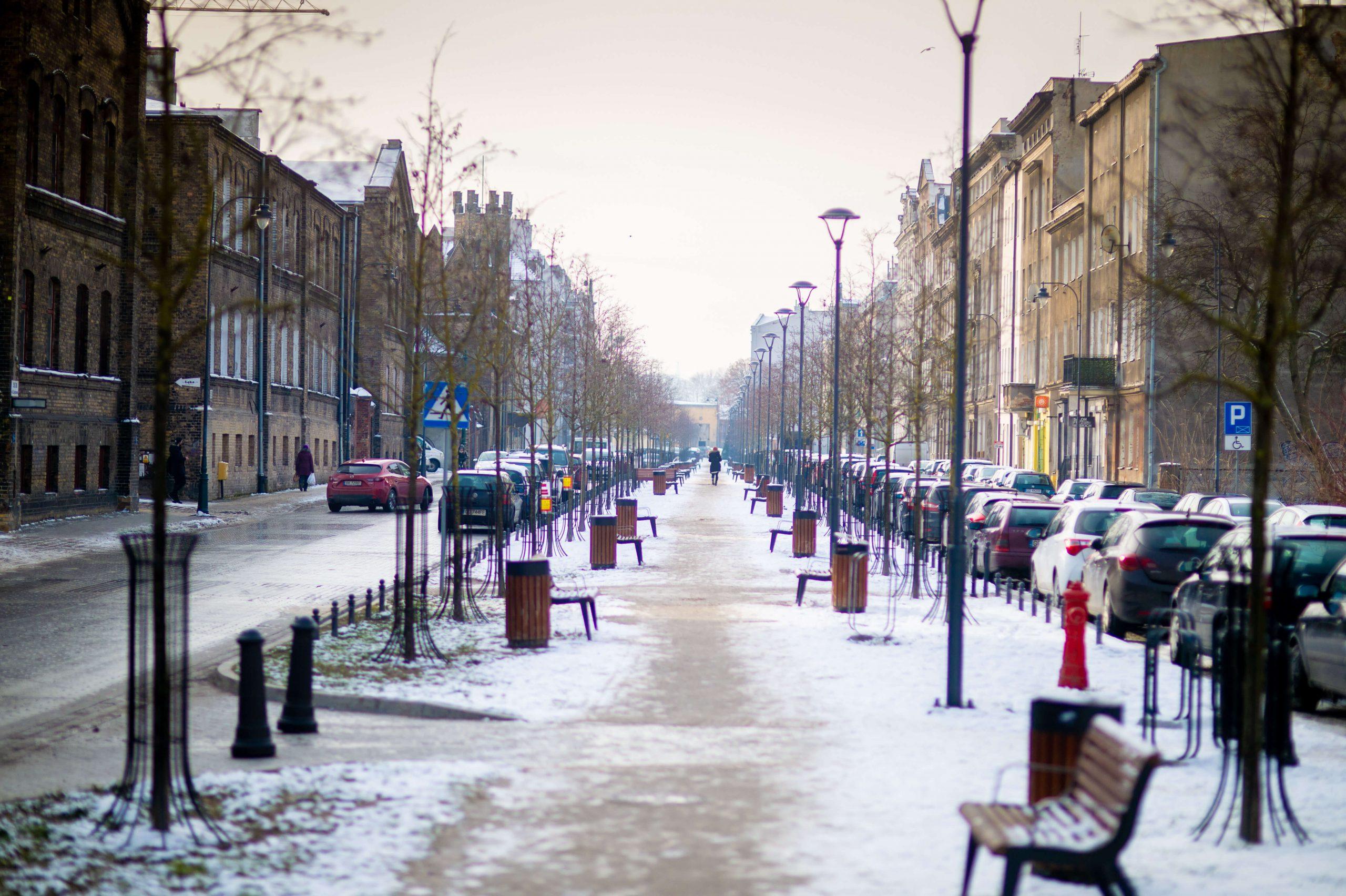 Gdansk zima 5 scaled - Gdańsk zimą jest piękny! Zimowy spacer po Dolnym Mieście
