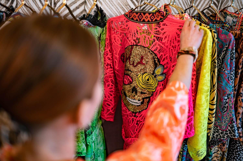Karolina Kalska 13 - W kimonach Kalskiej jej do twarzy