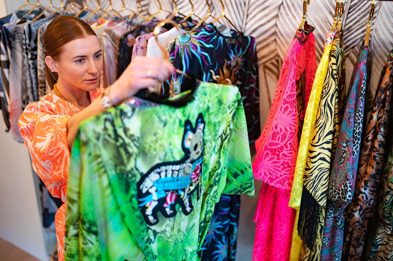 Karolina Kalska 14 - W kimonach Kalskiej jej do twarzy