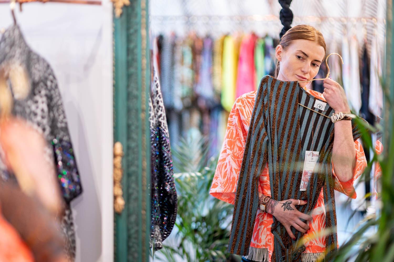 Karolina Kalska 4 - W kimonach Kalskiej jej do twarzy