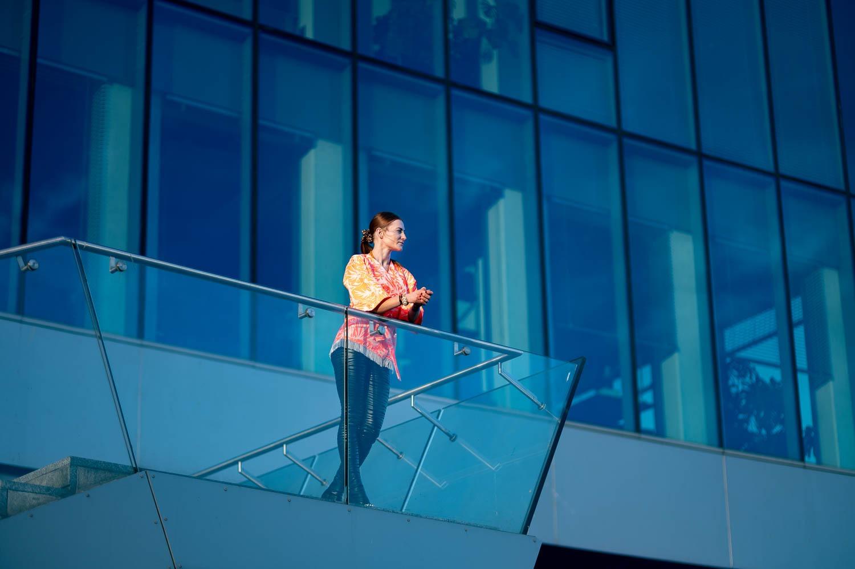 Karolina Kalska 5 - W kimonach Kalskiej jej do twarzy