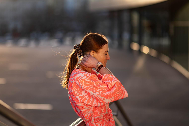Karolina Kalska 9 - W kimonach Kalskiej jej do twarzy