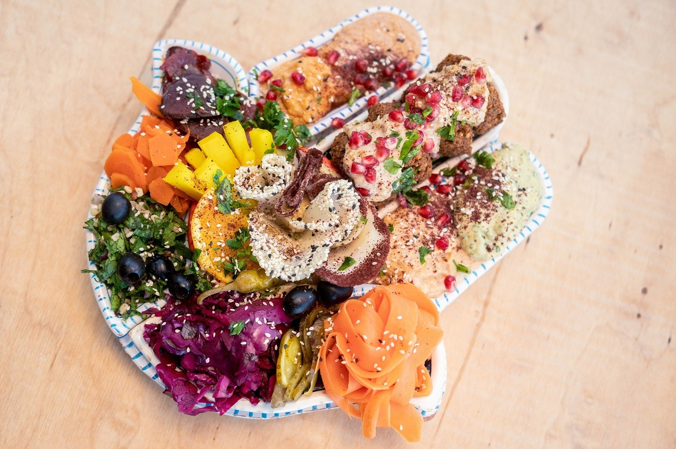 Wegańskie restauracje Gdańsk i Gdynia - Avocado Vegan Bistro