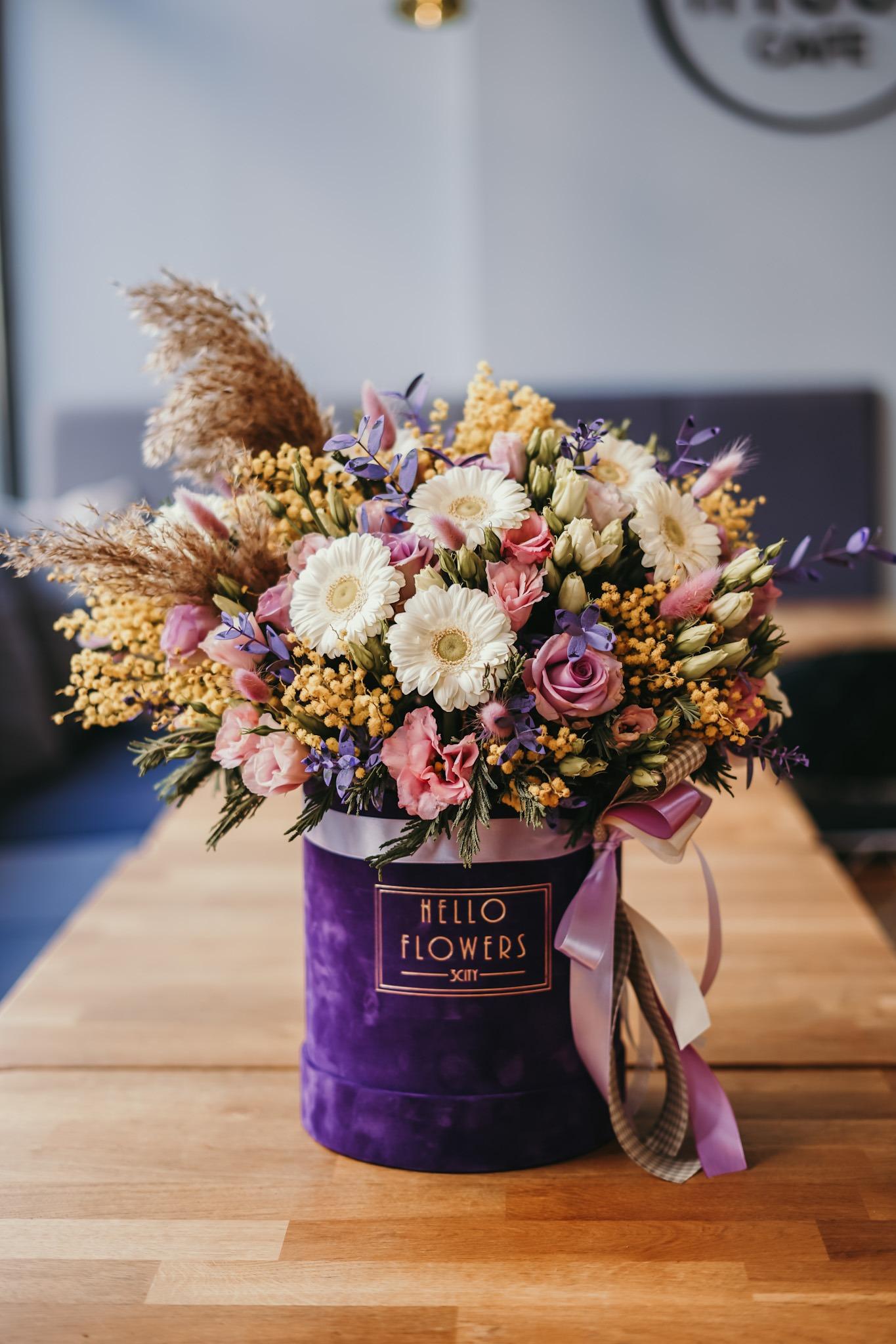 HelloFlowers kwiaciarnia Gdansk 12 - Dzień Kobiet. Gdzie kupimy piękne bukiety?