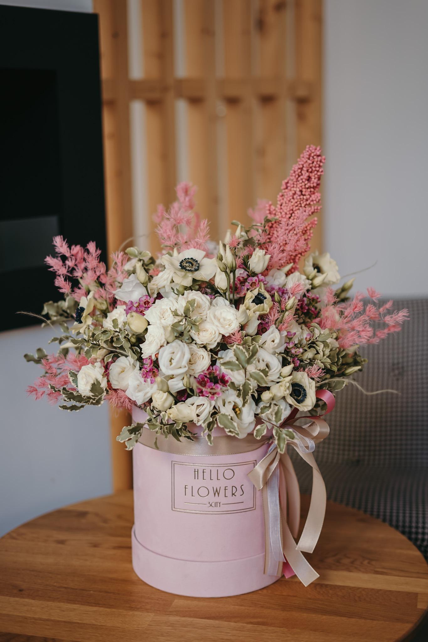 HelloFlowers kwiaciarnia Gdansk 15 - Dzień Kobiet. Gdzie kupimy piękne bukiety?