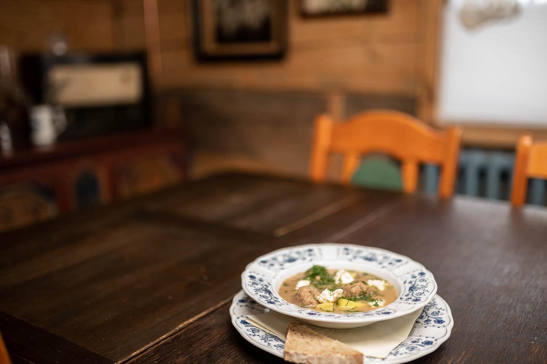 Maly Holender 27 - Gospoda Mały Holender: żuławska kuchnia i sery z historią w tle