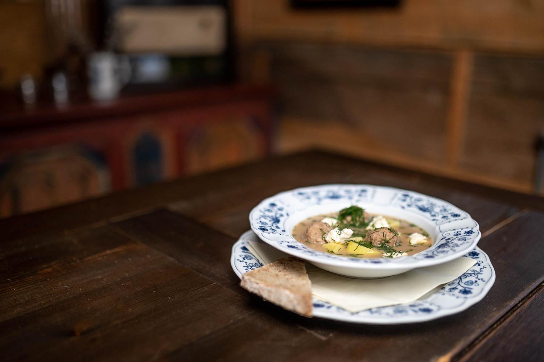 Maly Holender 28 - Gospoda Mały Holender: żuławska kuchnia i sery z historią w tle
