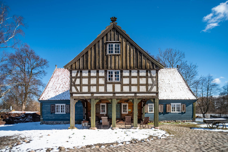 Maly Holender 8 - Gospoda Mały Holender: żuławska kuchnia i sery z historią w tle