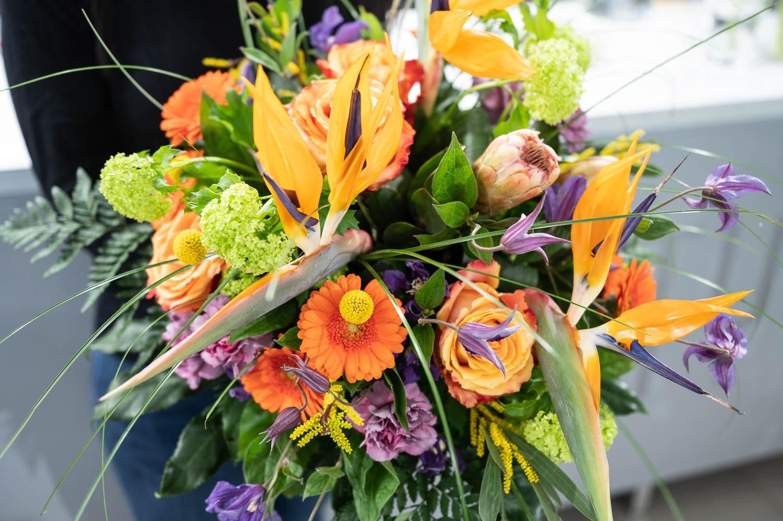 Prosta Forma kwiaciarnia Gdansk 11 - Dzień Kobiet. Gdzie kupimy piękne bukiety?