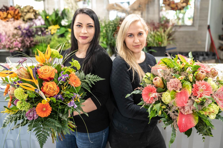 Prosta Forma kwiaciarnia Gdansk 18 - Dzień Kobiet. Gdzie kupimy piękne bukiety?