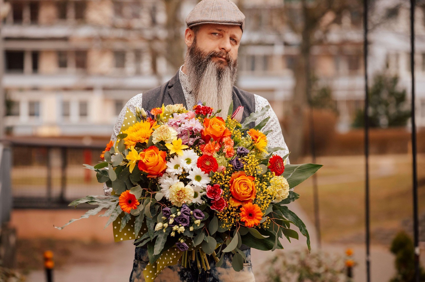 Zlocien Kwiaciarnia Gdansk - Dzień Kobiet. Gdzie kupimy piękne bukiety?