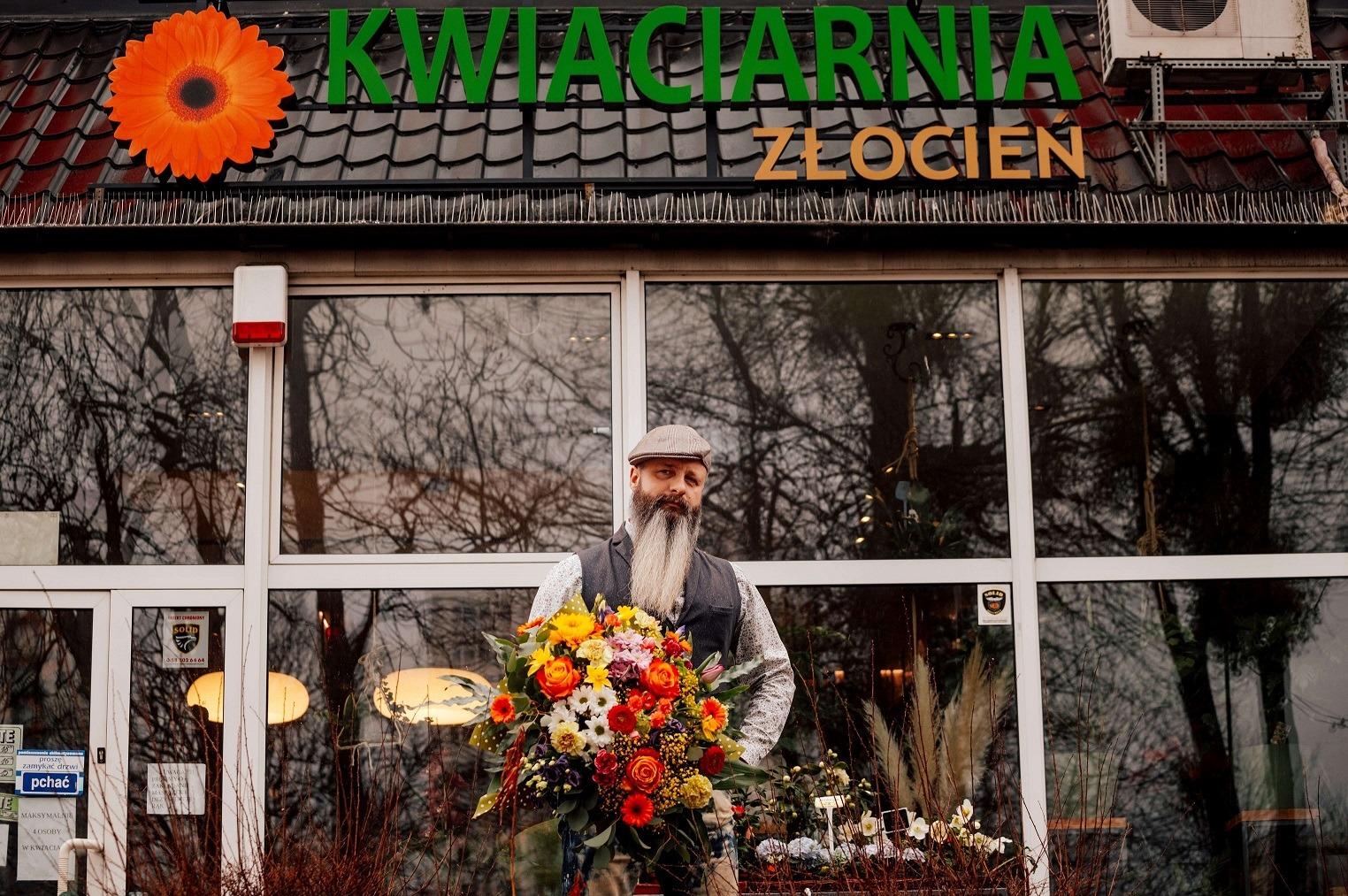 Zlocien2 Kwiaciarnia Gdansk - Dzień Kobiet. Gdzie kupimy piękne bukiety?