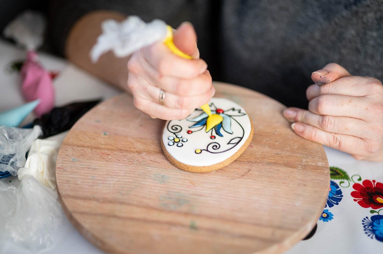 z sercem robione 14 - Z sercem robione – lukrowane pierniczki jak małe dzieła sztuki