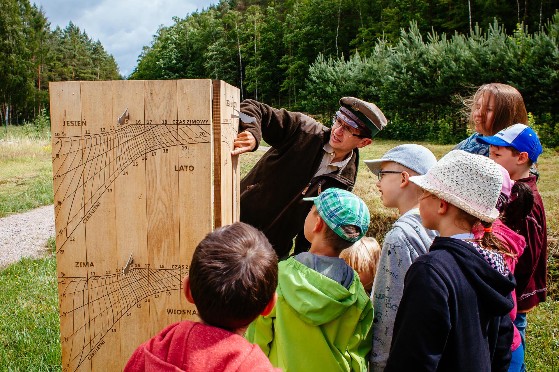 Marszewo sciezki przyrodnicze 3 nature trail - Nature trails in Pomorskie: take a stroll and learn something new