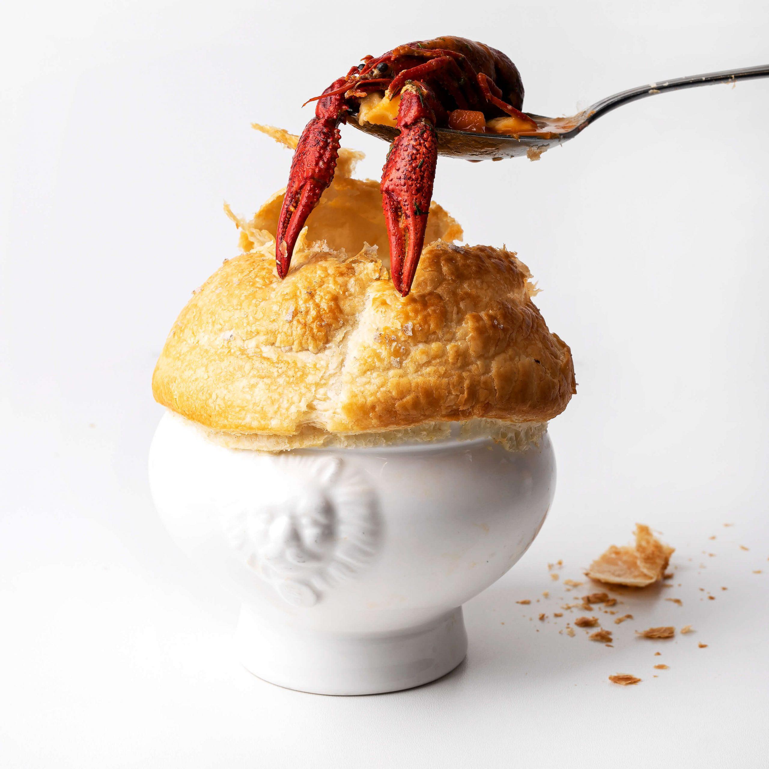 zupa rakowa fot. Joanna Ogorek 2 scaled - Dzień Turystyki Kulinarnej - przepis na kaszubską zupę rakową