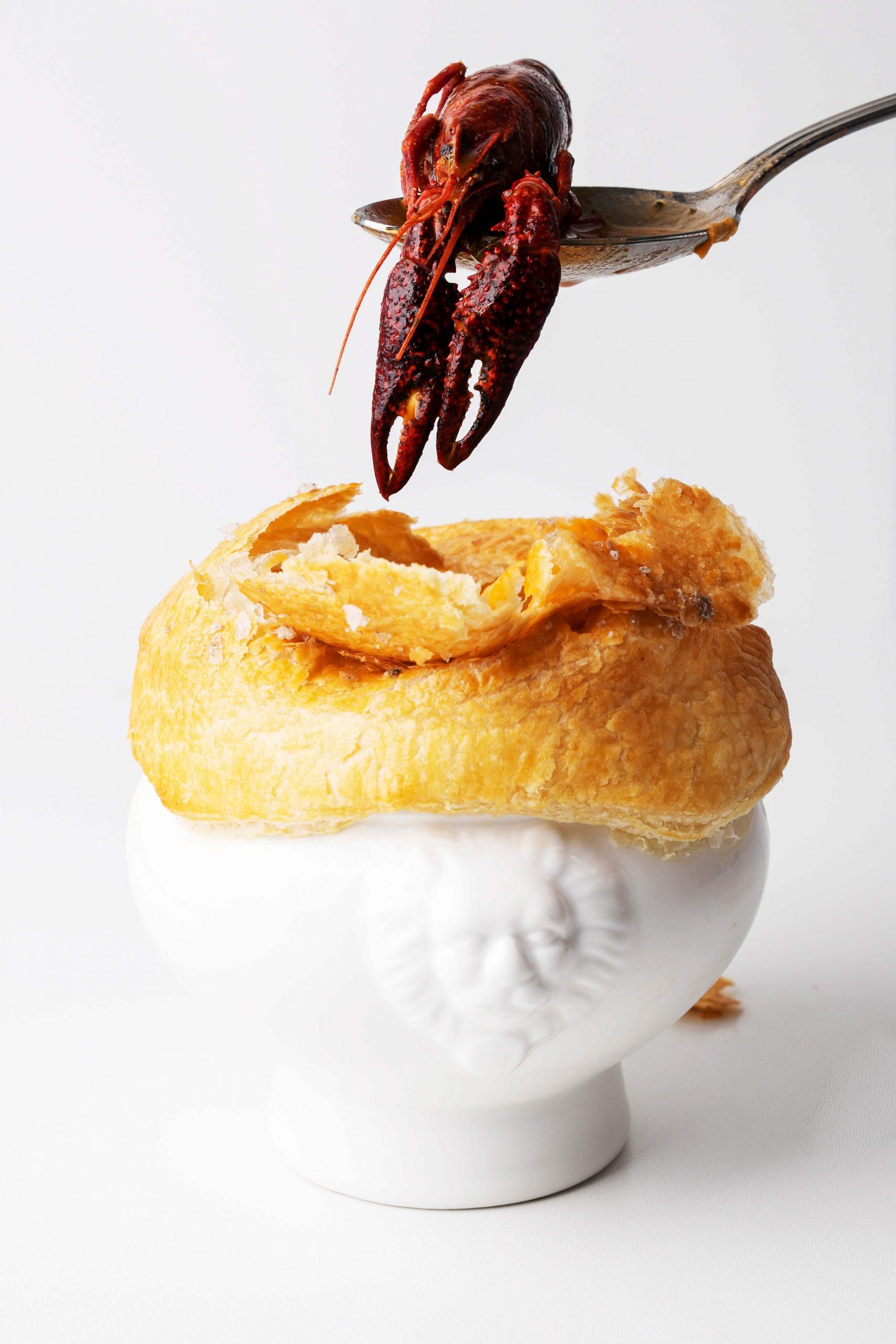 zupa rakowa fot. Joanna Ogorek 3 scaled - Dzień Turystyki Kulinarnej - przepis na kaszubską zupę rakową