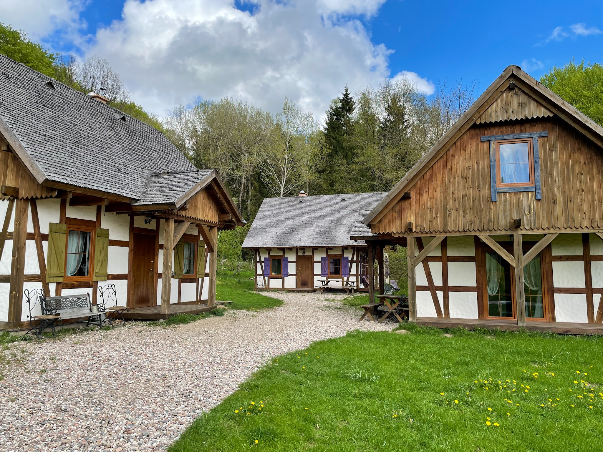 The Kashubian Switzerland 18 - The Kashubian Switzerland — tradition and mystery