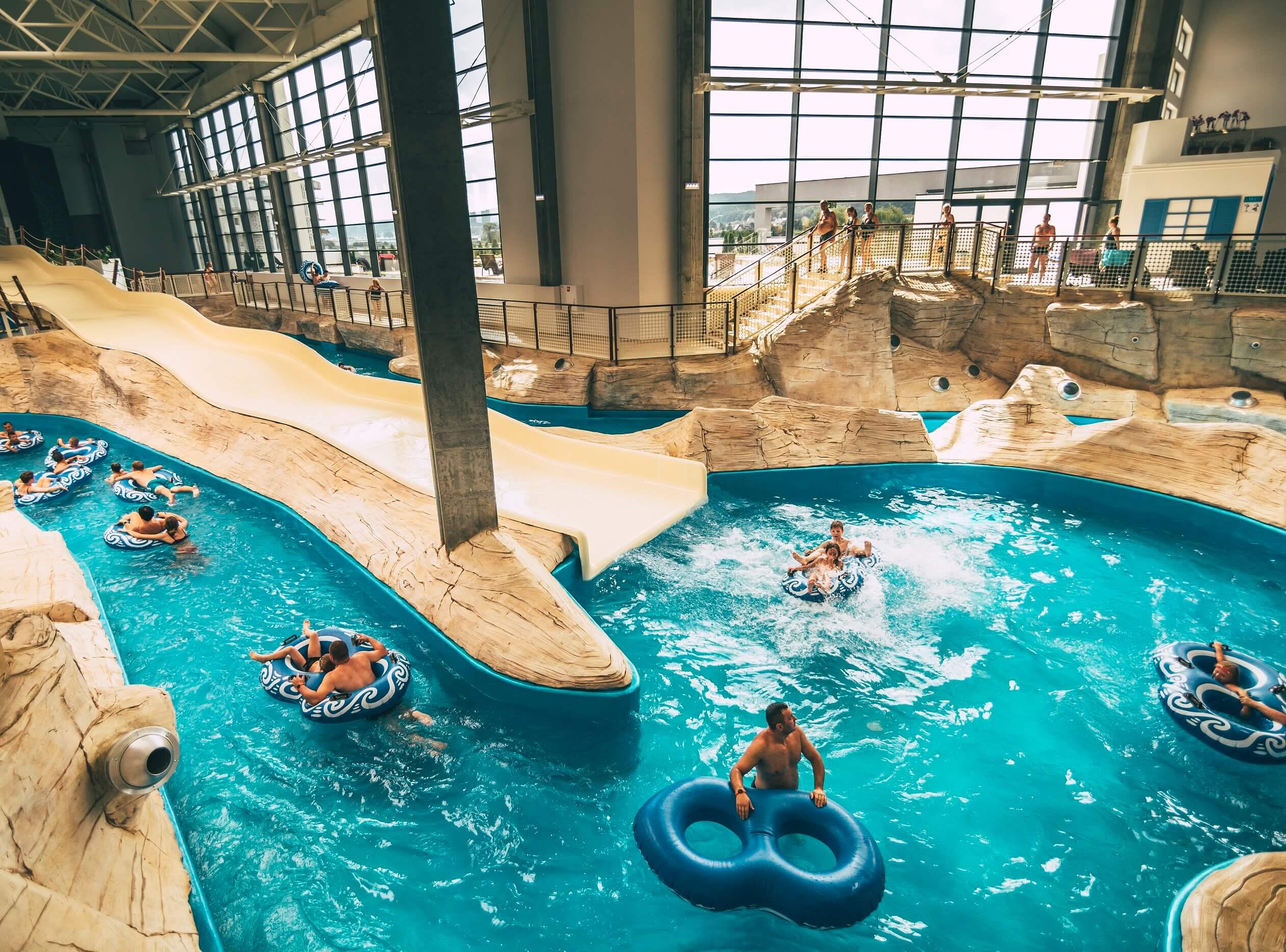 Trojmiasto aquapark 1 - Czas na city break w Trójmieście