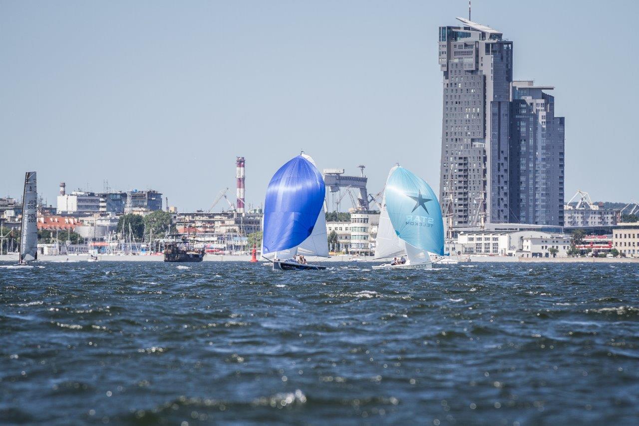 Volvo Gdynia Sailing Days6 wodne atrakcje 24 - Pomorskie z wody