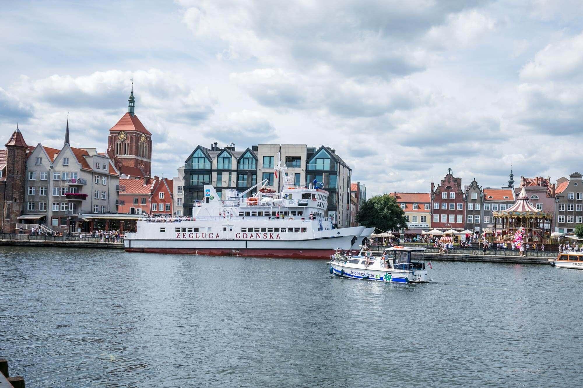 Volvo Gdynia Sailing Days6 wodne atrakcje 8 - Pomorskie z wody