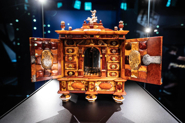 DSC 3495 - Magiczny świat bursztynu. Nowa siedziba muzeum w Wielkim Młynie