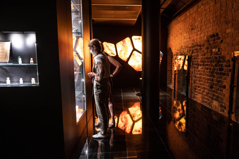 Muzeum Bursztynu 10 - Magiczny świat bursztynu. Nowa siedziba muzeum w Wielkim Młynie