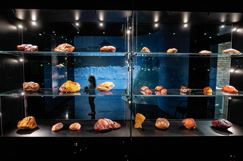 Muzeum Bursztynu 13 - Magiczny świat bursztynu. Nowa siedziba muzeum w Wielkim Młynie