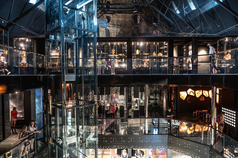 Muzeum Bursztynu 15 - Magiczny świat bursztynu. Nowa siedziba muzeum w Wielkim Młynie