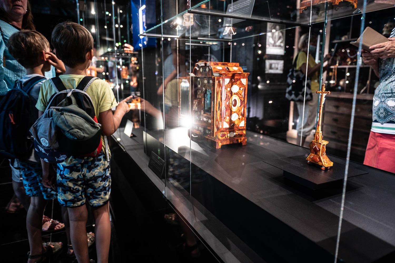 Muzeum Bursztynu 16 - Magiczny świat bursztynu. Nowa siedziba muzeum w Wielkim Młynie