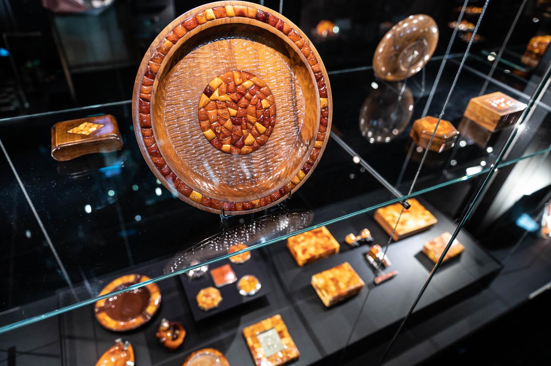 Muzeum Bursztynu 18 - Magiczny świat bursztynu. Nowa siedziba muzeum w Wielkim Młynie