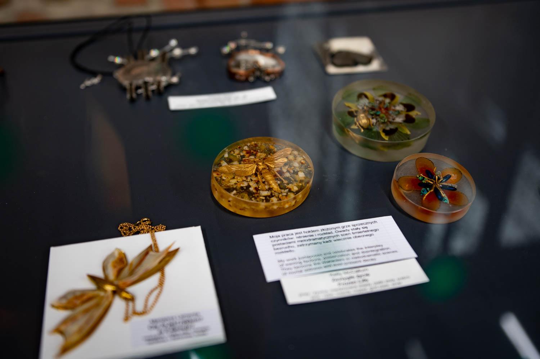 Muzeum Bursztynu 4 - Magiczny świat bursztynu. Nowa siedziba muzeum w Wielkim Młynie