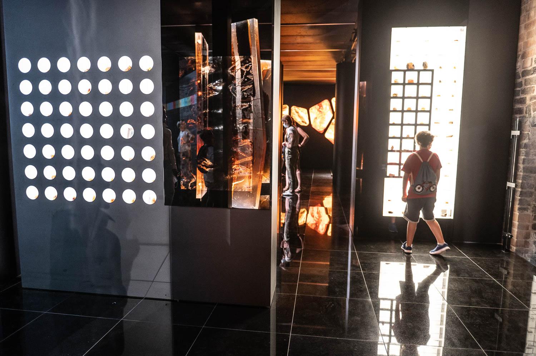 Muzeum Bursztynu 9 - Magiczny świat bursztynu. Nowa siedziba muzeum w Wielkim Młynie