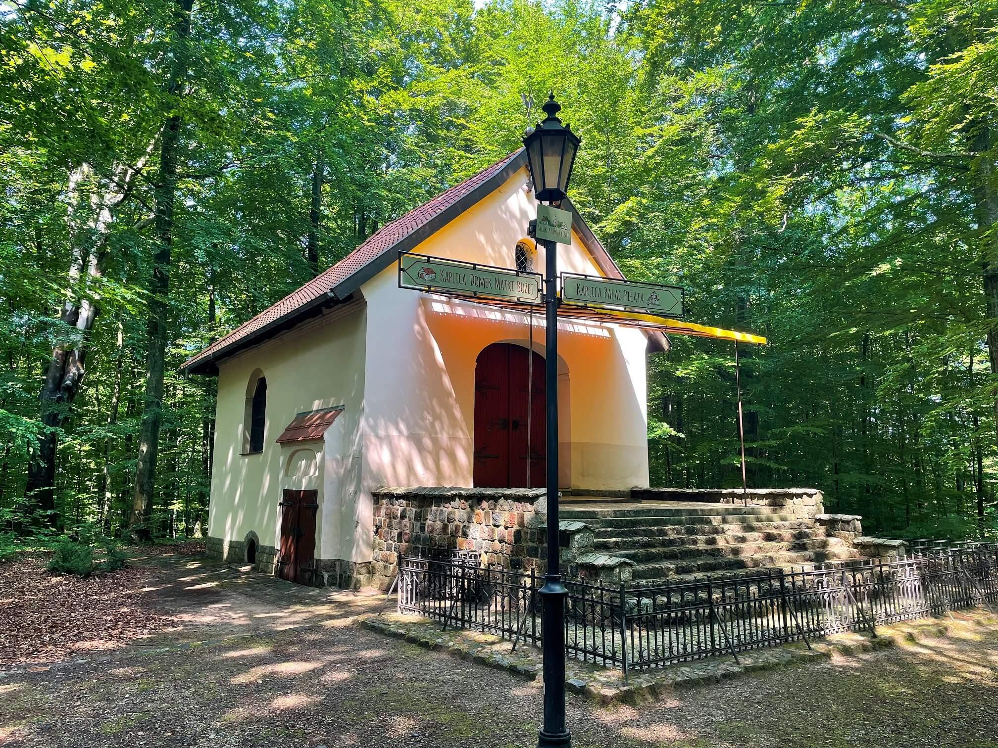 Wejherowo 18 - Wejherowo, zaczarowany las i okolice