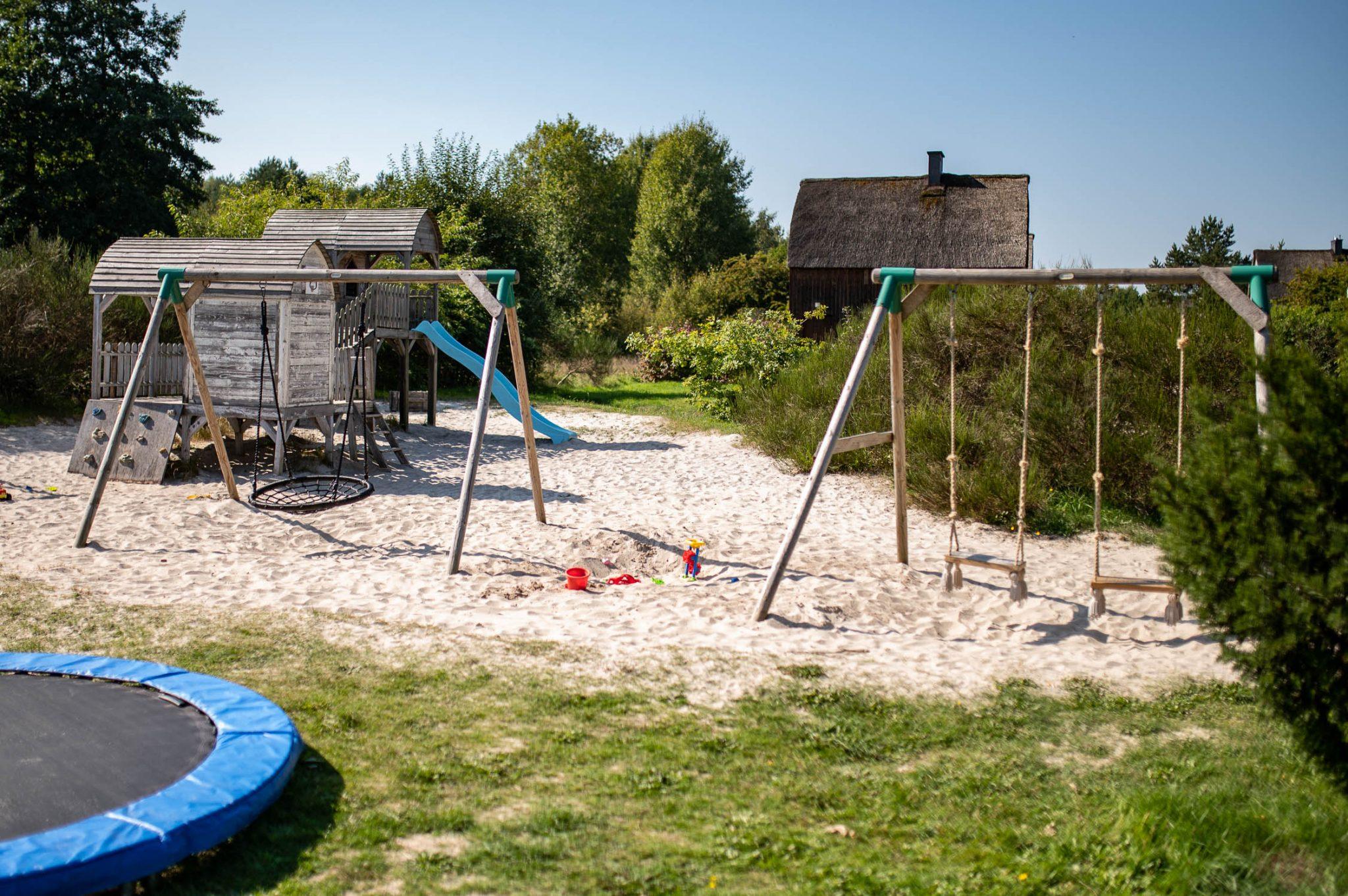 Cisowy Zakatek 2 - Cisowy Zakątek - niezwykłe domy nad morzem w Sasinie