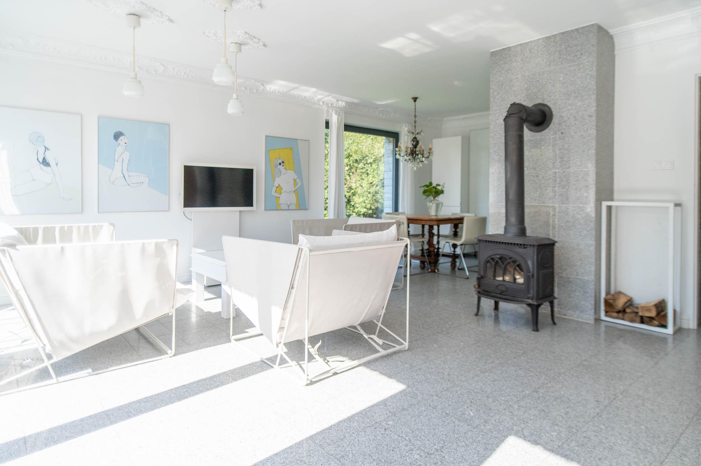 Cisowy Zakatek 20 - Cisowy Zakątek - niezwykłe domy nad morzem w Sasinie
