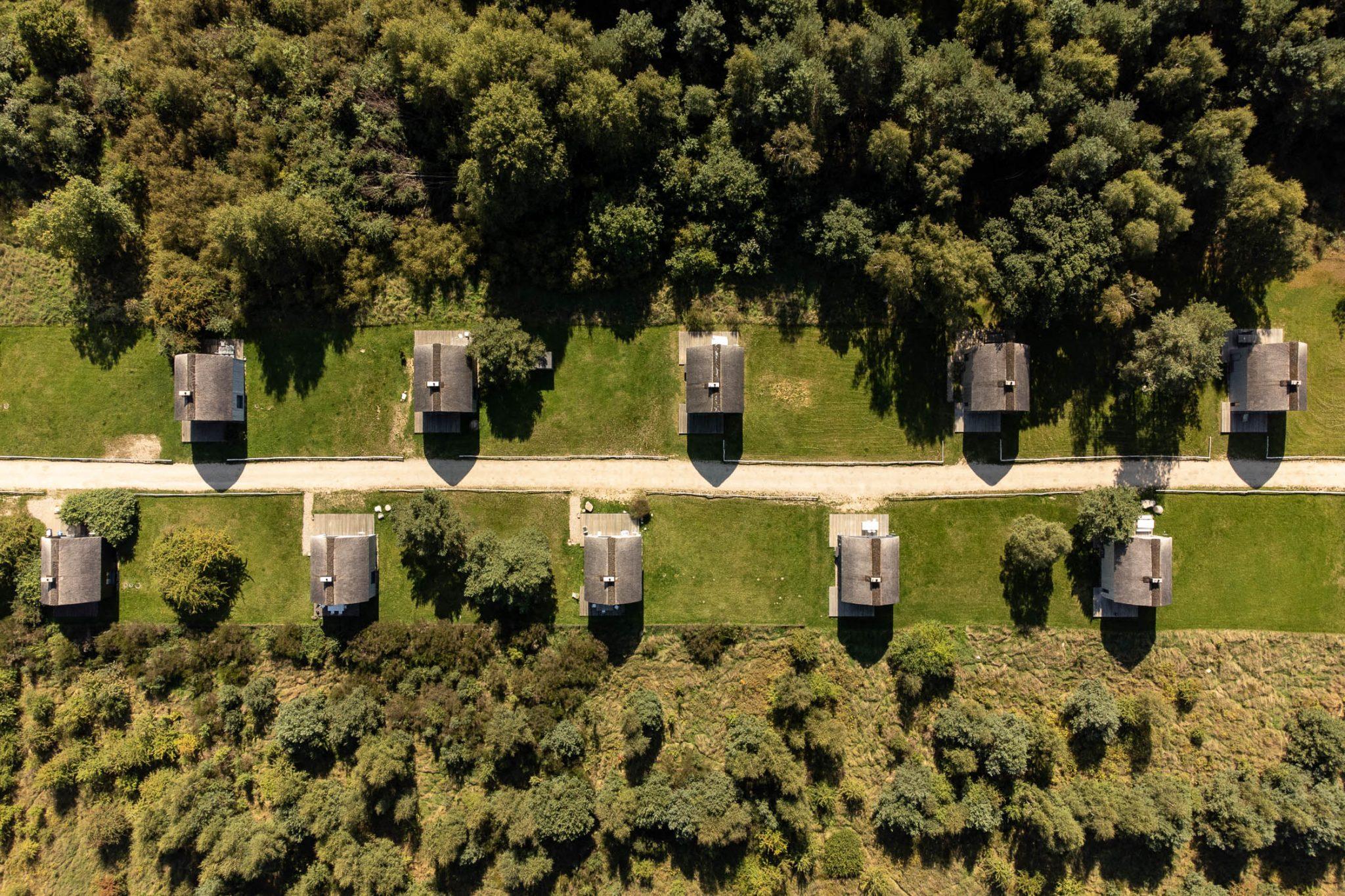 Cisowy Zakatek 5 - Cisowy Zakątek - niezwykłe domy nad morzem w Sasinie