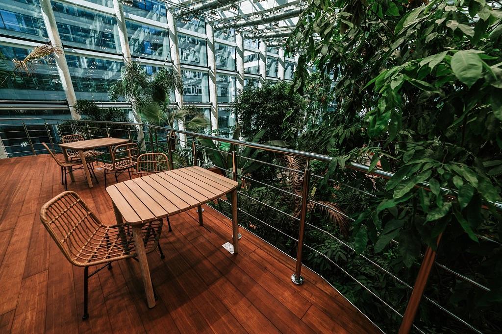 Olivia Garden 9 1 - Olivia Garden- a tropical garden in the heart of Tri-City's business